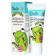 Children's Toothpaste with Xylitol - Green Apple