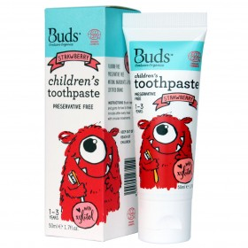 Children's Toothpaste with Xylitol - Strawberry