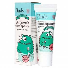 Children's Toothpaste with Xylitol - Peppermint