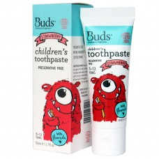 Children's Toothpaste with Fluoride - Strawberry