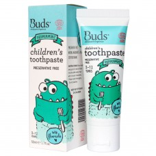 Children's Toothpaste with Fluoride - Peppermint