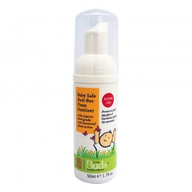 Baby Safe Anti-Bac Foam Sanitiser