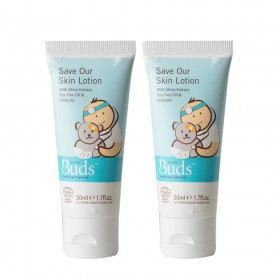 Save Our Skin Lotion Twin Pack (50ml x 2)
