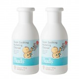 Super Soothing Hydrating Cleanser Twin Pack (225ml x 2)