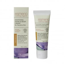 Soothing Hand & Body Cream for Sensitive Skin