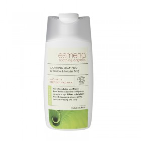 Soothing Shampoo for Sensitive & Irritated Scalp